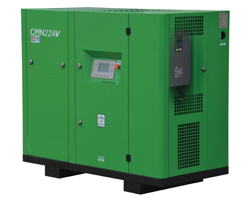 CMN/AV series frequency conversion micro-oil screw air compressor