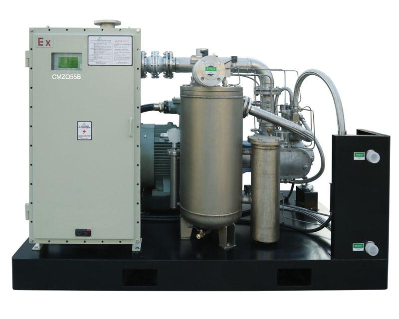 CMT series of special, process air compressor